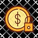 Security Security Money Money Icon