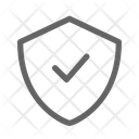 Security Protected Shield Icon