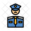 Security Railway Police Icon