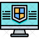 Security Online Security Protection Icon