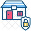 Security Secure Home Safe House Icon