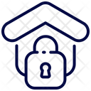 Security House Property Icon