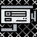 Security Camera Capture Icon