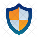 Security Protection Law Icon