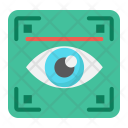 Security Eye Scan Icon