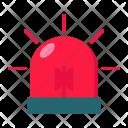 Security Alarm Flasher Icon