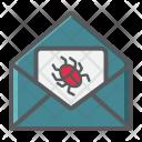 Security Virus Spam Icon