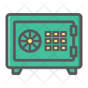 Security Strongbox Safe Icon