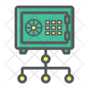 Security Network Safe Icon