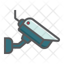 Security Surveillance Camera Icon
