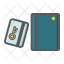 Security Swipe Card Icon