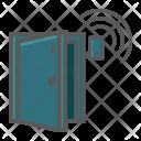 Security Door Sensor Icon