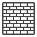 Security Brick Wall Icon