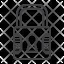 Security Padlock Key Icon
