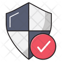 Security Guard Safety Icon