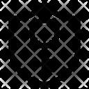 Security Antivirus Shield Icon