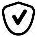 Security Protection Lock Icon