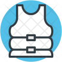 Security Vest Bulletproof Icon