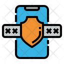 Security Password Protection Icon