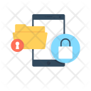 Security Mobile Data Icon
