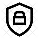 Security Antivirus Lock Icon