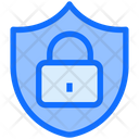 Security Shield Lock Icon