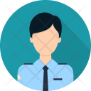 Security Police Avatar Icon