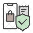 Security Online Shopping Purchase Icon