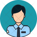 Security Avatar People Icon