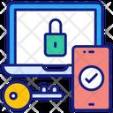 Security Account Password Icon