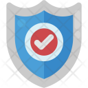 Security Approved Shield Icon