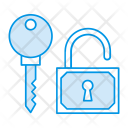 Security Access Key Icon