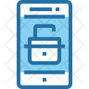 Security Mobile Unlock Icon