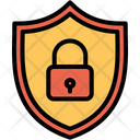 Shield Lock Protected Icon