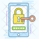 Security Access Security Protection Mobile App Icon