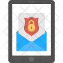 Encrypted Message Online Icon