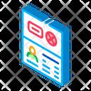 App Application Book Icon
