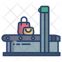 Security Baggage Check Baggage Checking Checking Icon