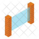 Security Barrier Icon