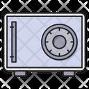 Safe Securitybox Locker Icon