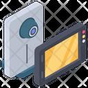 Security Camera System Surveillance Camera System Cctv Camera Icon