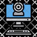 Security Camera Cctv Computer Icon