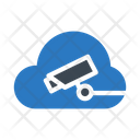 Cctv Securitycamera Cloud Icon