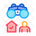 Home Surveillance Agency Icon