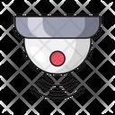 Securitycamera Alarm Alert Icon