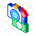 Security Deposit Camera Icon