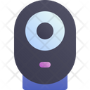Security Camera System Icon