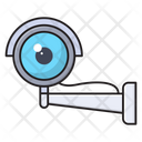 Camera Security Protection Icon