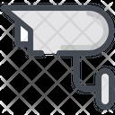 Camera Security Surveillance Icon