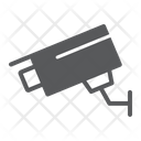 Security Surveillance Camera Icon